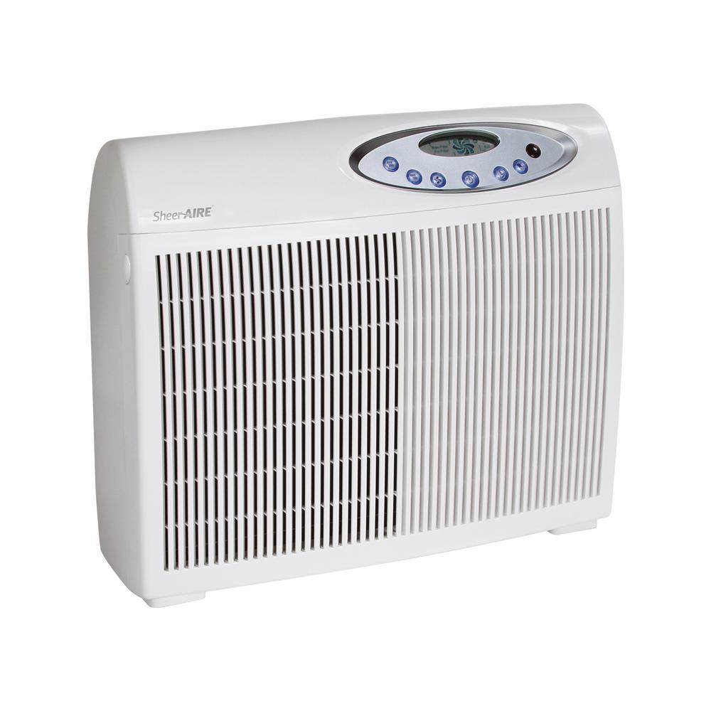 SheerAIRE Large Room HEPA Air Purifier with Remote