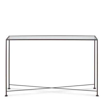 Diversey Coco Glass Console Table