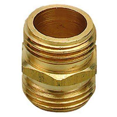 3/4 in. Brass Hose Nipple