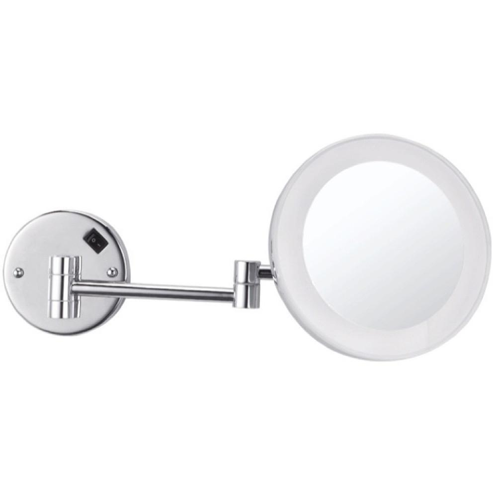 Glimmer 8 in. x 8 in. Wall Mounted LED 3x Round