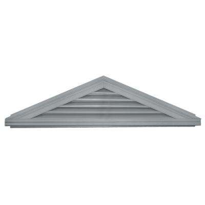 5/12 Triangle Gable Vent #030 Paintable