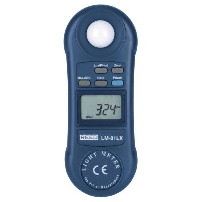 Compact Light Meter 20000-Lux/2,000 Foot Candles (Fc)