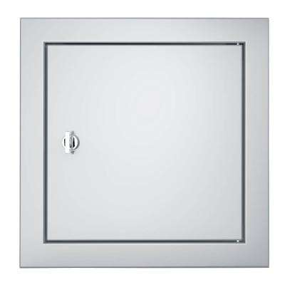 Signature Series 12 in. x 12 in. 304 Stainless Steel Single Utility Access Door