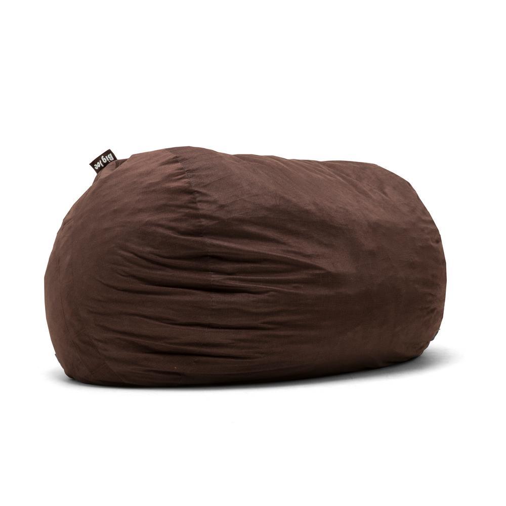 XXL FUF Shredded Ahhsome Foam Cocoa Lenox Bean Bag