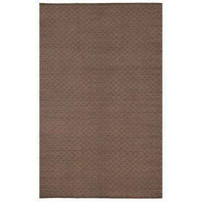 Karma - Brown (6' x 9') - Cotton