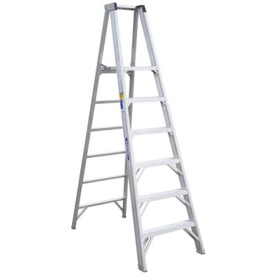 6 ft. Aluminum Platform Step Ladder with 300 lb. Load Capacity Type IA Duty Rating