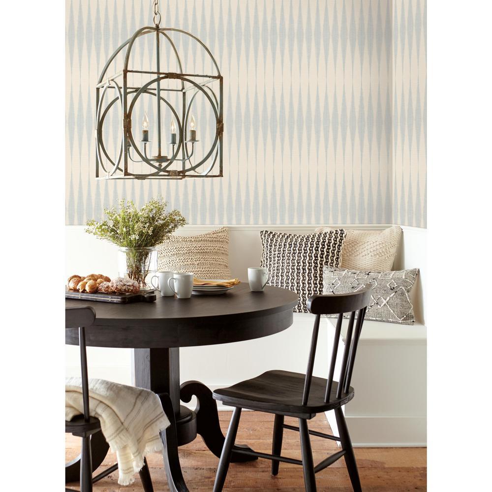34 sq ft Magnolia Home Handloom Peel and Stick Wallpaper