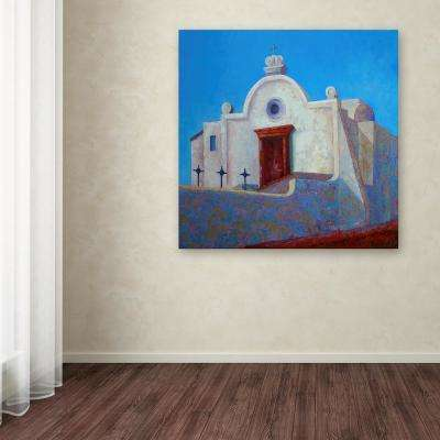 Square Canvas - Painting - Architecture - Canvas Art - Wall Art ...