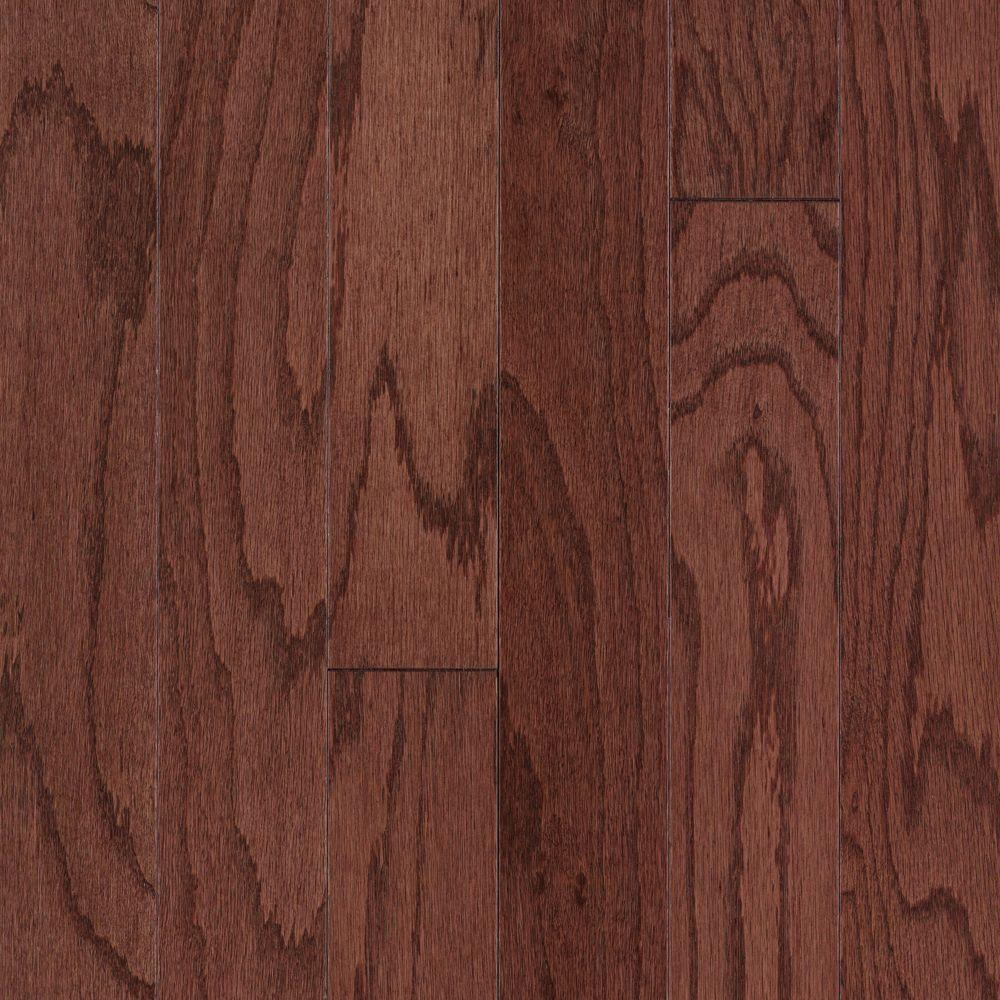 Mohawk Oak Cherry 3/8 in. Thick x 5 in. Wide x Random Length Engineered Hardwood Flooring (28.25 sq. ft. / case)