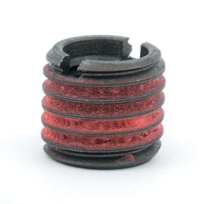 1/2 in. to 13 in. x 3/4 in. to 10 in. x 1 in. L Carbon Steel Threaded Insert Standard Wall (5-Pack)