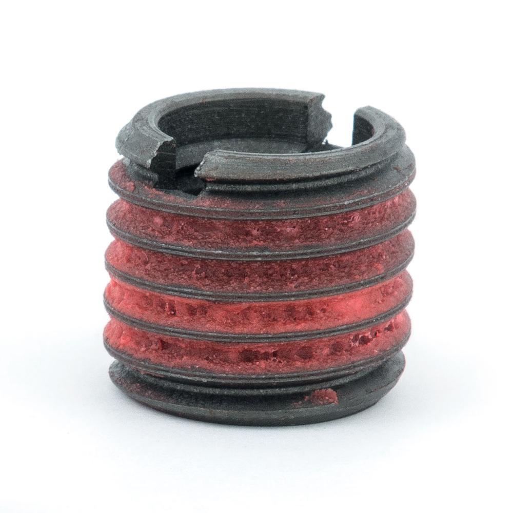 Xinwoer Thread Insert,304 Stainless Steel Thread Insert M3-M12 Inner Thread Insert Assorted 200pcs//Set