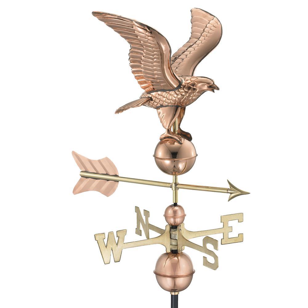 American Eagle Weathervane - Pure Copper