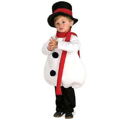 Toddler Baby Snowman Costume