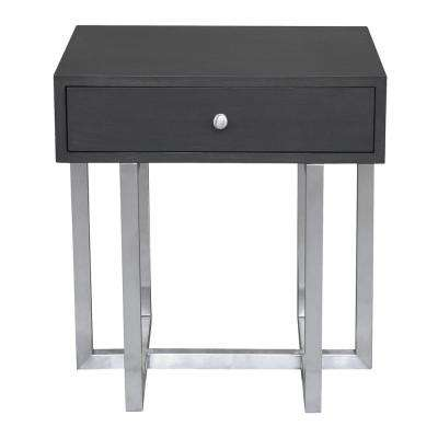 Jackman Grey End Table