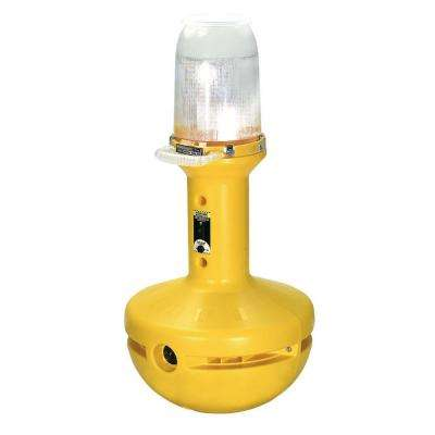 500-Watt 360-Degree Wobblelight Sr. Portable Halogen Work Light
