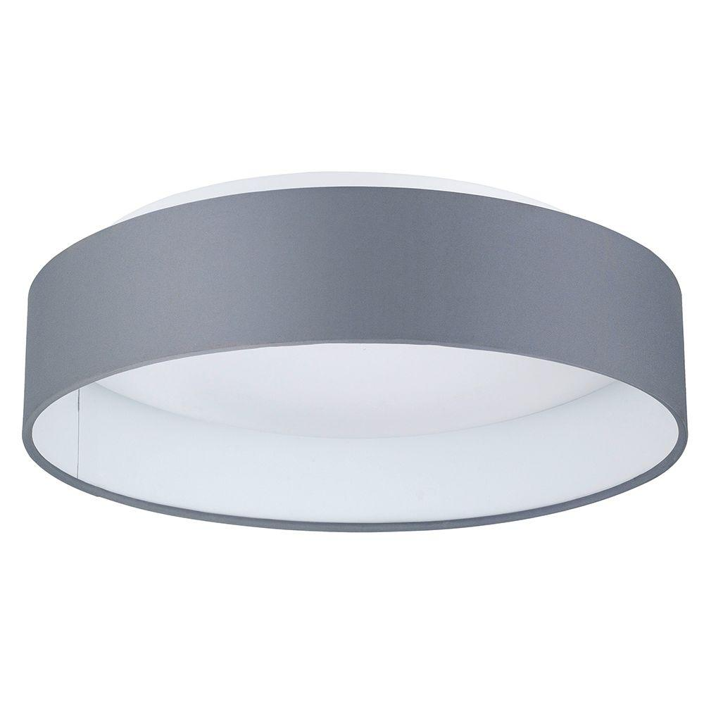 EGLO Palomaro Anthracite LED Ceiling Light-93395A - The Home Depot