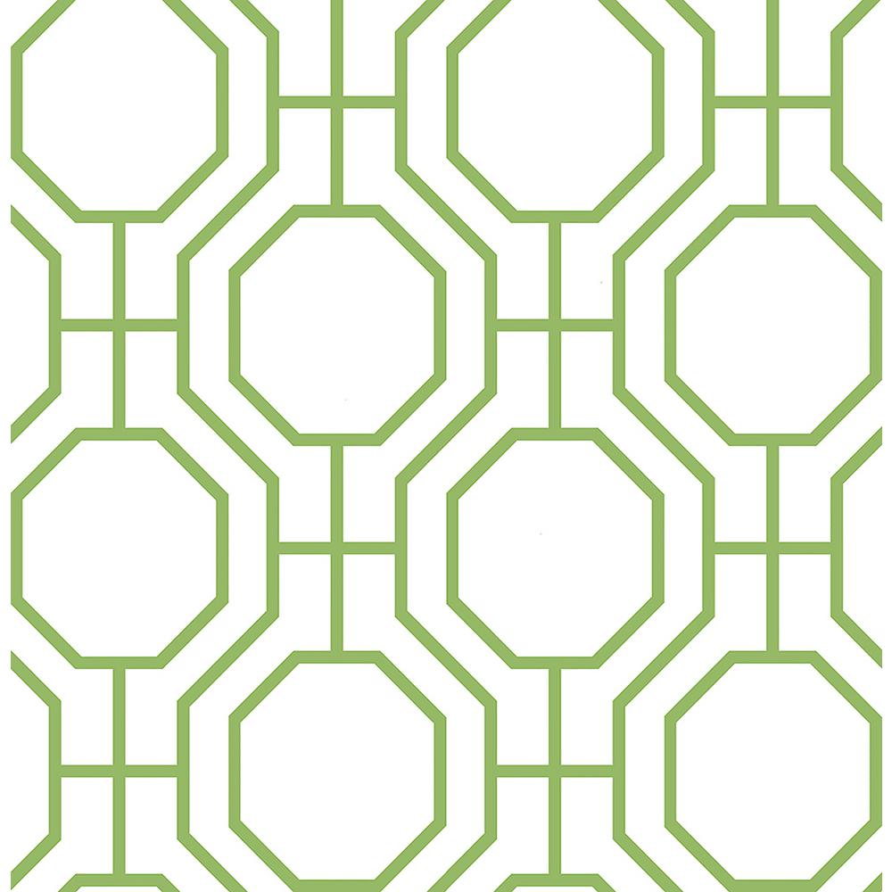 brewster circuit green modern ironwork wallpaper 2704 21846 the