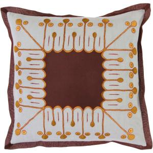 Artistic Weavers LovelyI 18 inch x 18 inch Decorative Pillow by Artistic Weavers