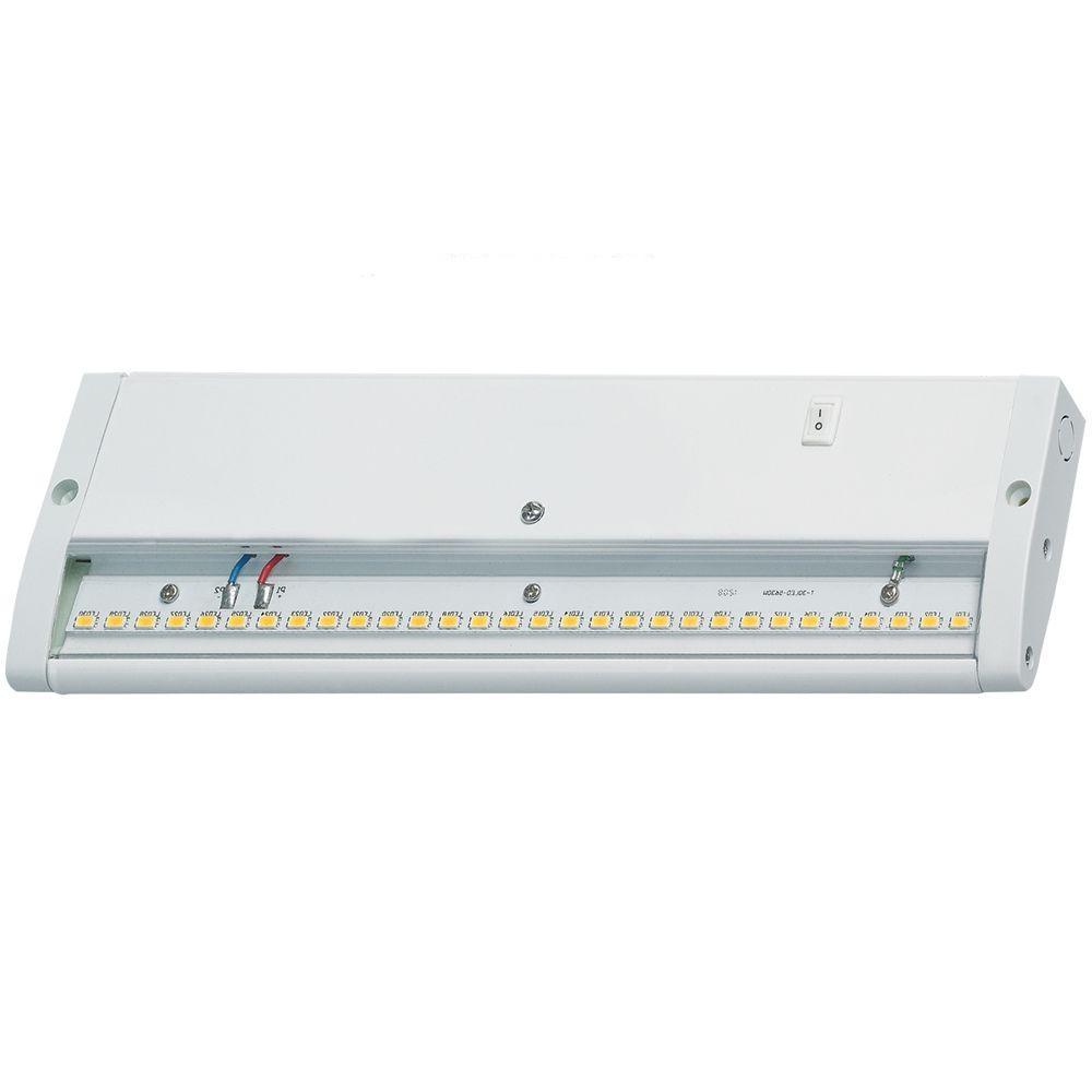 Ambiance 12 in. 120-Volt LED Task Light (2700K)