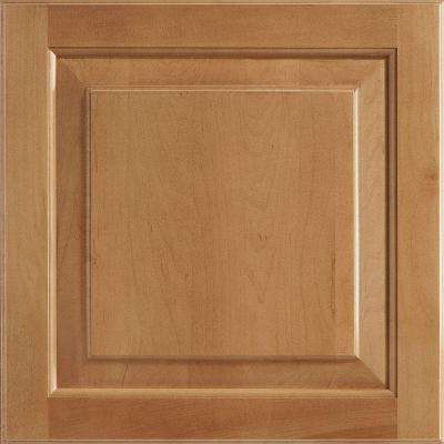 14-9/16x14-1/2 in. Cabinet Door Sample in Charlottesville Maple Spice