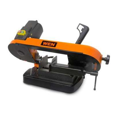 5 in. Metal-Cutting Benchtop Bandsaw