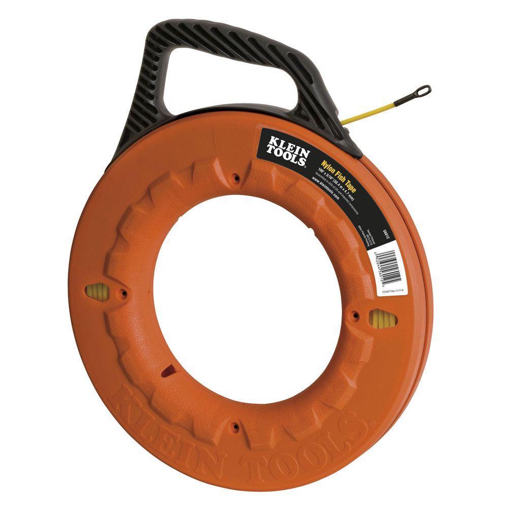 Klein Tools Navigator 100 ft. Nylon Fish Tape