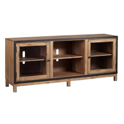 Hudson 72 in. Caramel Entertainment Console