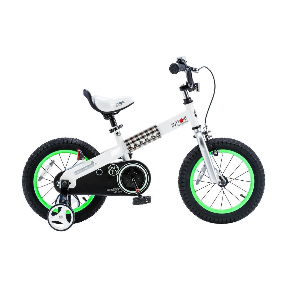 Royalbaby Buttons Kid's Bike, Boy's Bikes And Girl's Bikes