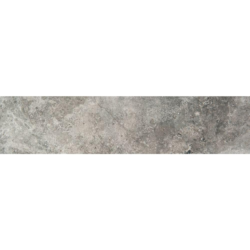 Emser Primavera Spring 3 in. x 13 in. Single Bullnose Porcelain Floor and Wall Tile-DISCONTINUED