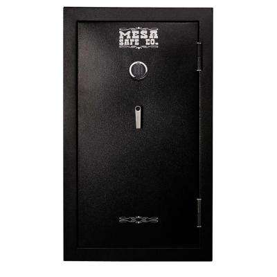 20.3 cu. ft. All Steel 30 Minute Burglary/Fire Safe with Electronic Lock, Black