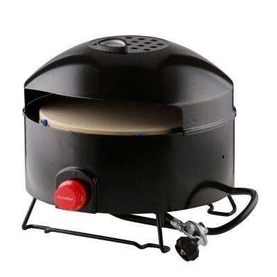 PizzaQue Portable Propane Gas Outdoor Pizza Oven