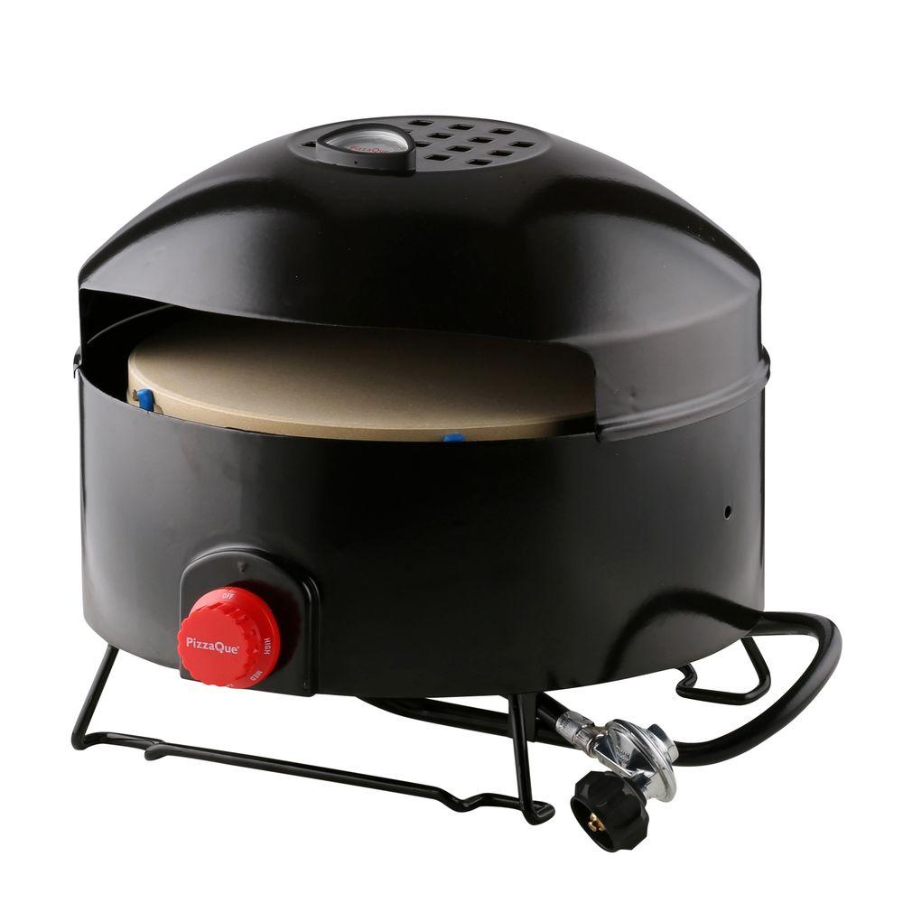 Pizzacraft PizzaQue Portable Propane Gas Outdoor Pizza Oven