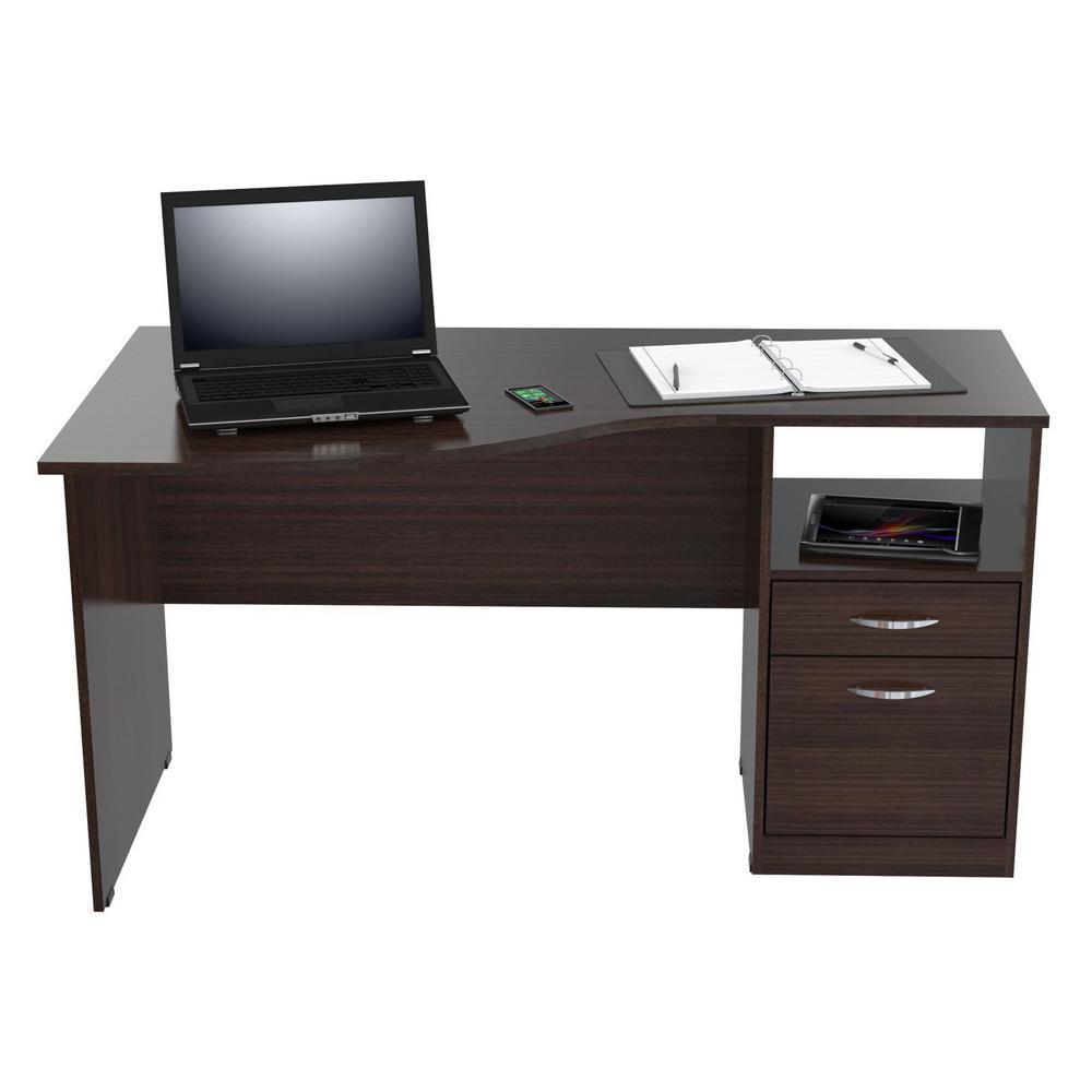 Espresso-Wengue Computer Furniture