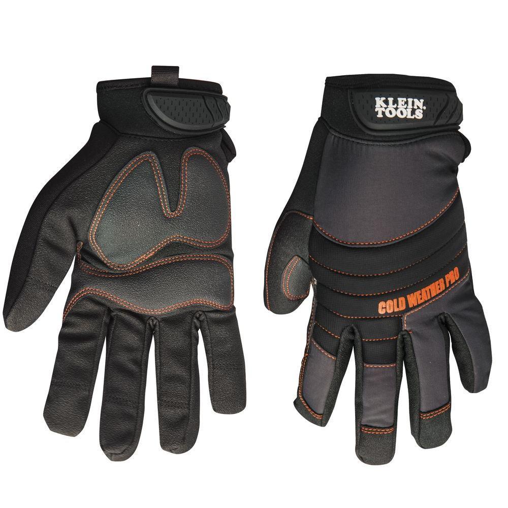 Klein Tools Medium Journeyman Cold Weather Pro Gloves