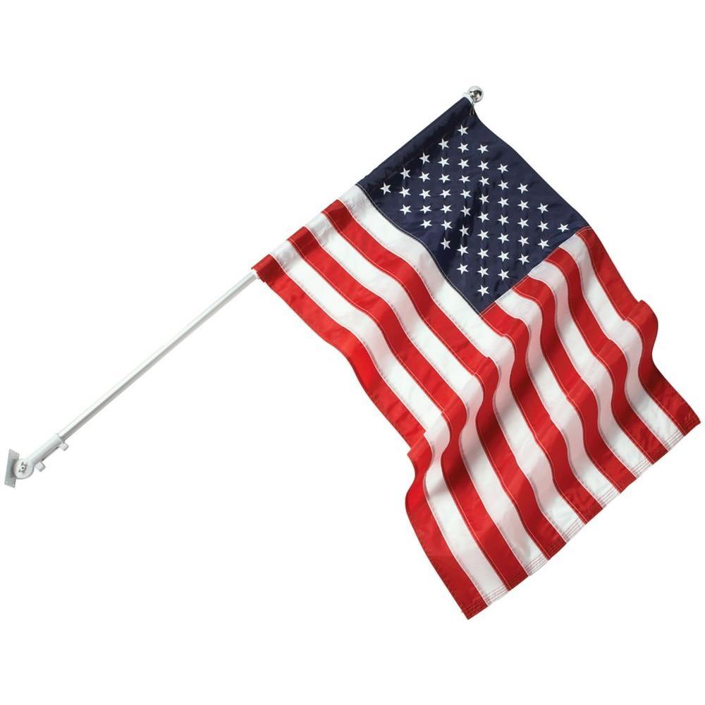 2-1/2 ft. x 4 ft. U.S. Flag Kit