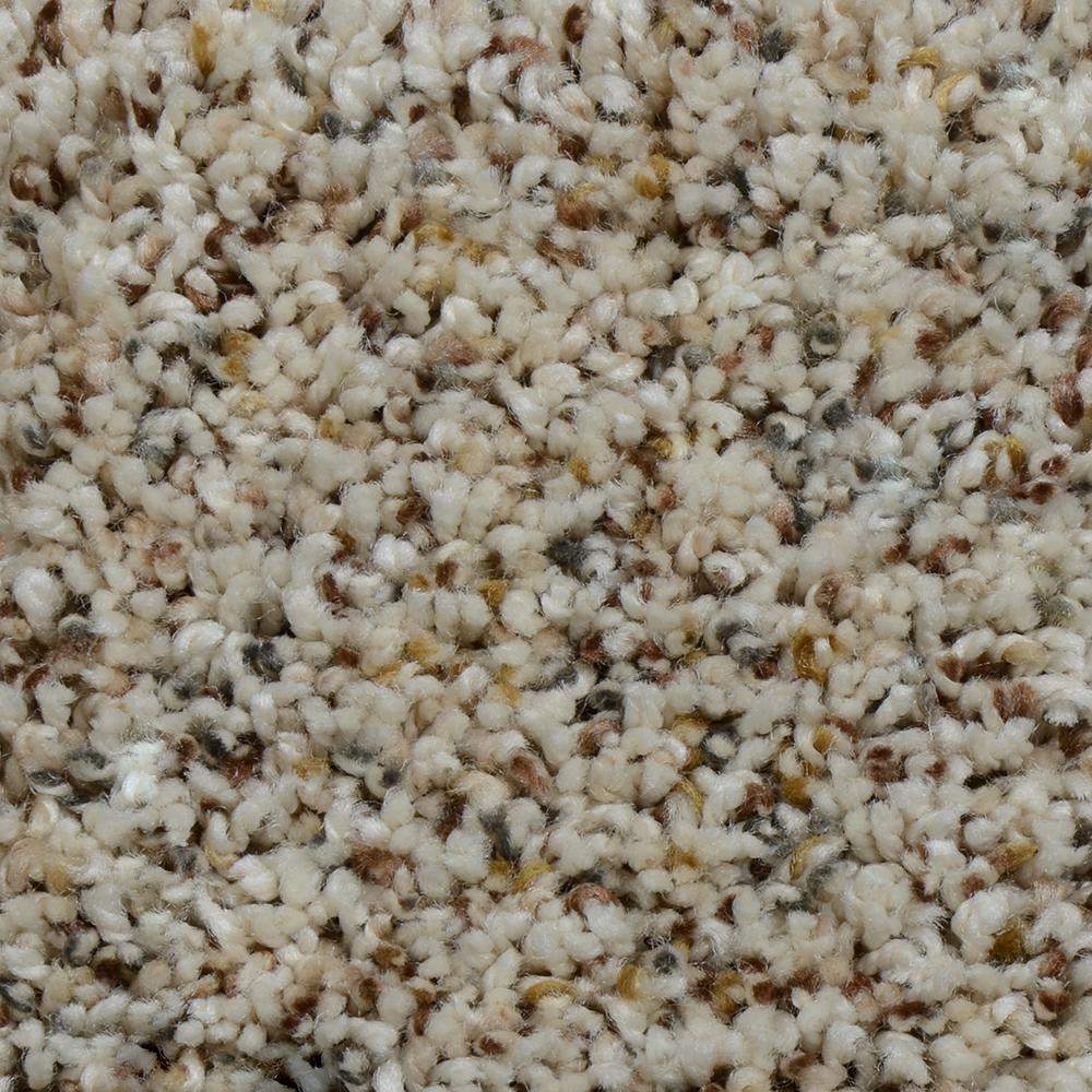 Carpet Sample - Powder Springs III - Color Aberdeen Twist 8