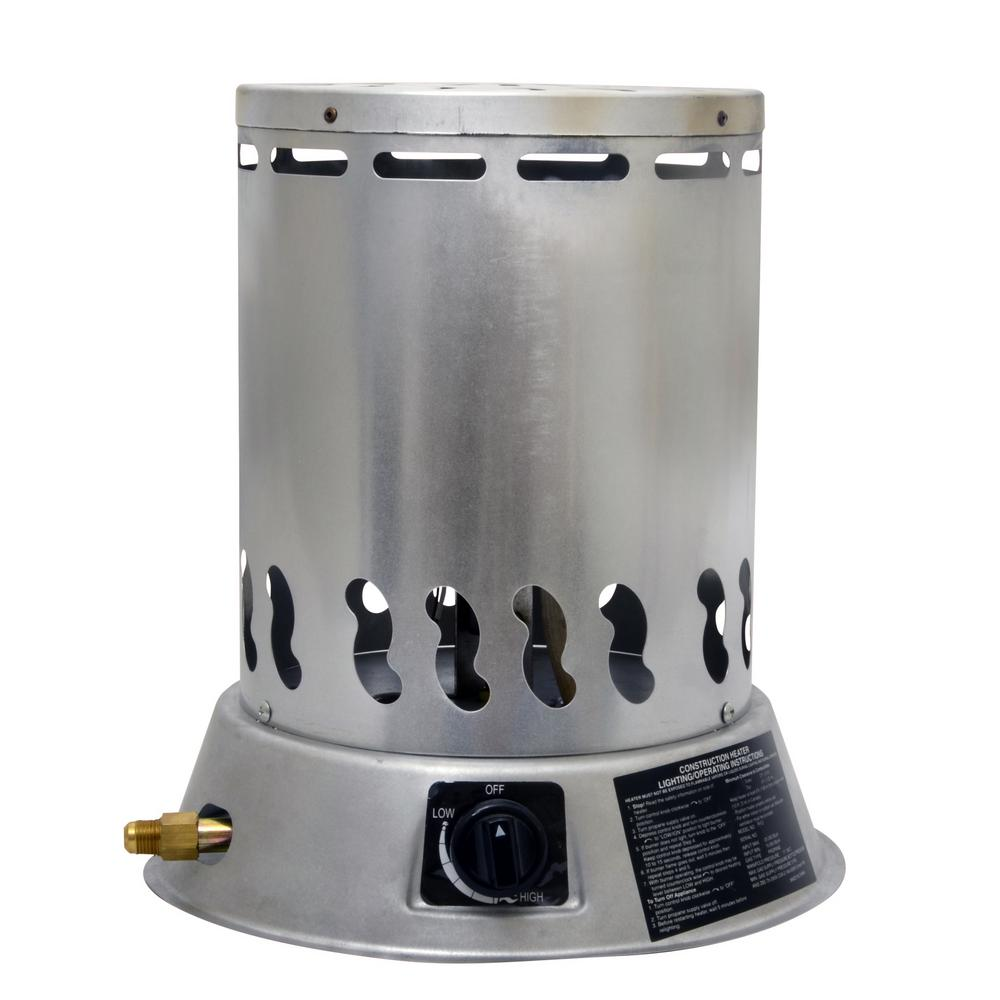 25,000 BTU Propane Convection Heater
