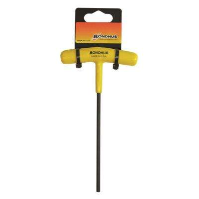 1/8 in. x 6.0 in. Hex End T-Handle with ProGuard, Tagged and Barcoded