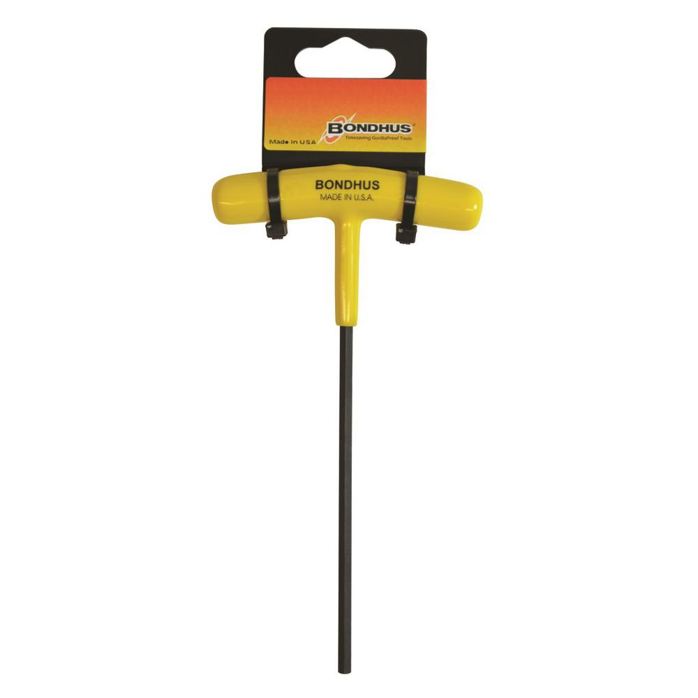 1/2 in. x 6.0 in. Hex End T-Handle with ProGuard, Tagged