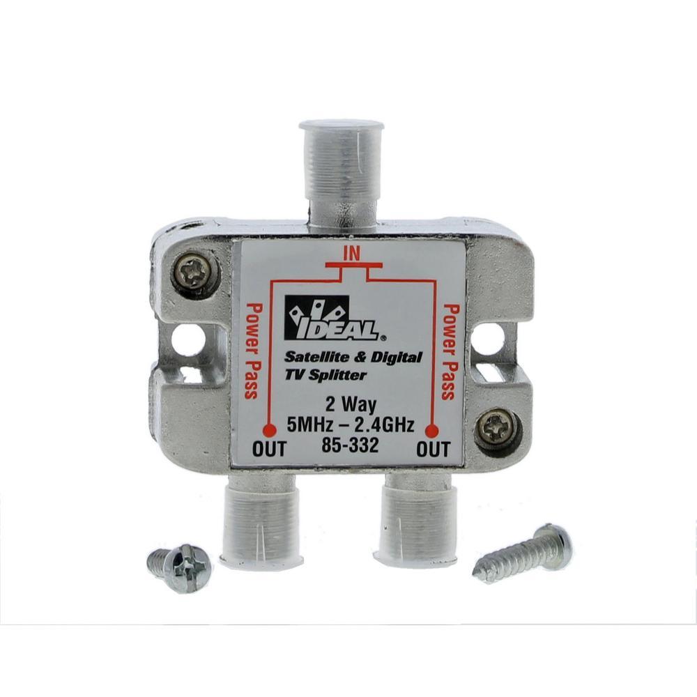 2.4 GHz 2-Way Digital Splitter
