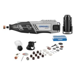 Dremel 8220 Series 12-Volt Max Lithium-Ion Variable Speed Cordless Rotary Tool with 32... by Dremel