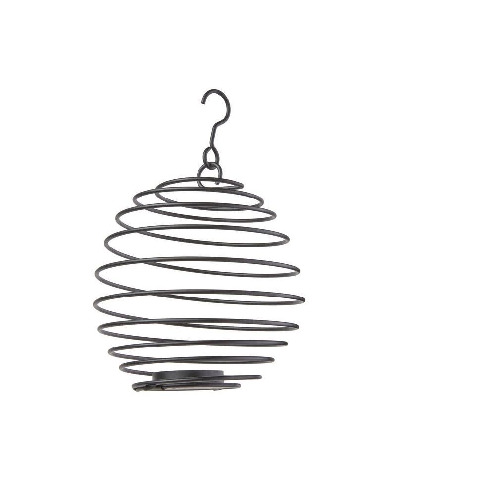 Springy Spherical Hanging Votive Holder