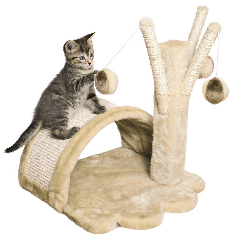 Beige Vitoria Kitten Tree