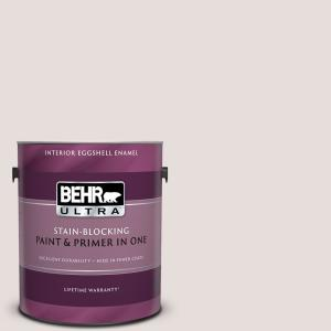 Behr Ultra 1 Gal 720a 2 Memories Eggshell Enamel Interior Paint And Primer In One 275001 The Home Depot