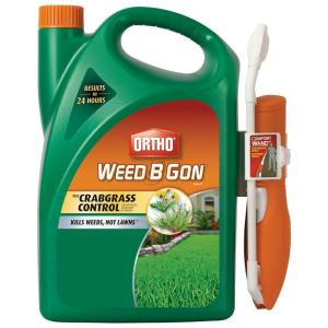 Ortho Weed B Gon Max Plus Gal Ready To Use Crabgrass Control 044701005 The Home Depot
