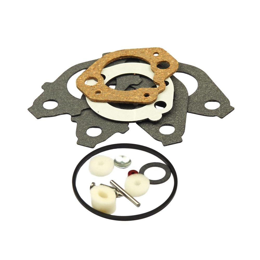 Briggs Stratton Carb Overhaul Kit 792006 The Home Depot And Engine Diagram Get Domain Pictures