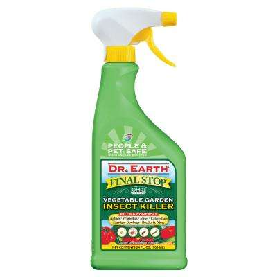 24 oz. Ready-to-Use Vegetable Garden Insect Killer