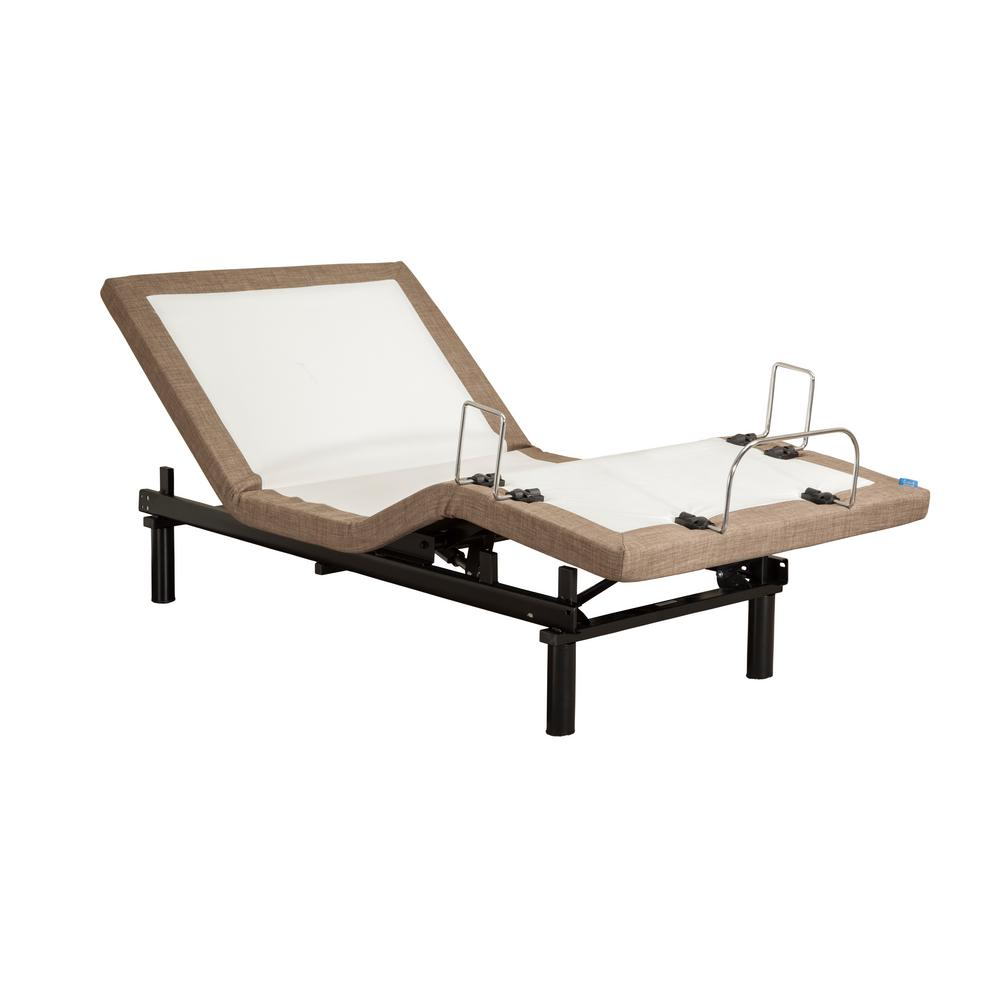 Blissful Nights M2000 Twin Long Adjustable Bed Frame-BN2AB-TL - The ...