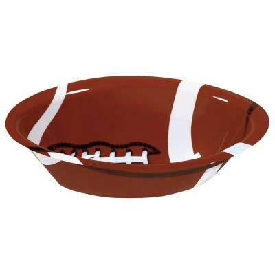 14.5 in. x 3.5 in. Football Serving Bowl