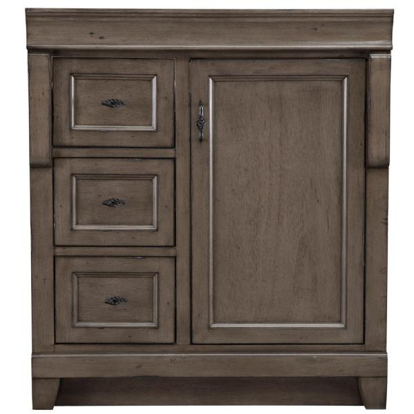 Naples 30 In W Bath Vanity Cabinet